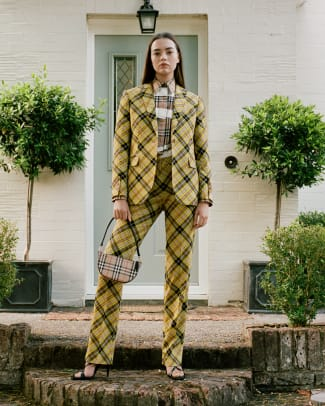 Burberry Spring_Summer 2021 Pre-Collection Look 1