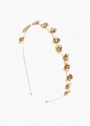 jennifer behr gold headband