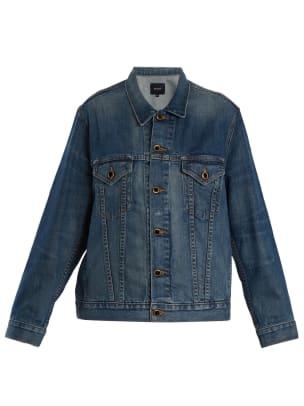 khaite jean jacket