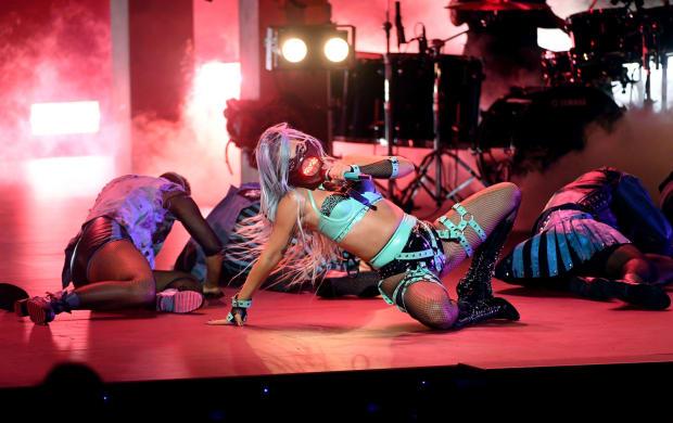 Lady Gaga Performance 1 MTV VMAs 2020