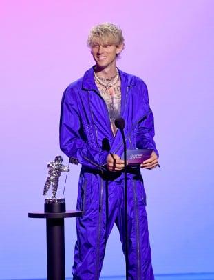Machine Gun Kelly Acceptance MTV VMAs 2020