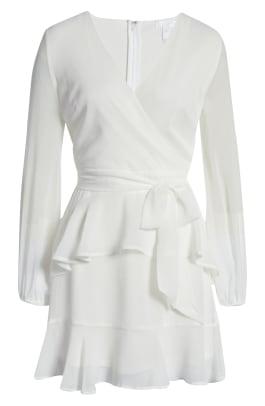 leith white dres