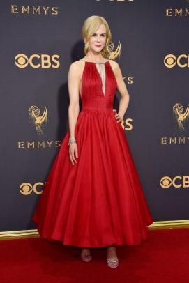 Nicole Kidman CK by Raf Simons Emmys