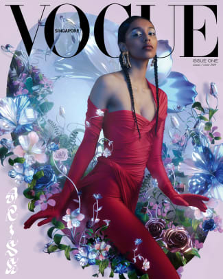 vogue singapore launch issue 1