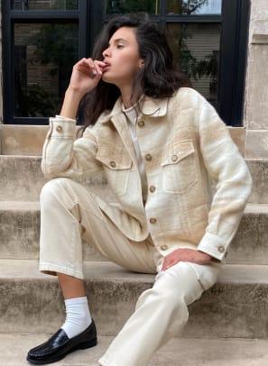aritzia utlity jacket