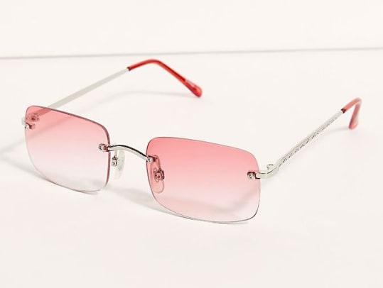 ashely rim sunglasses