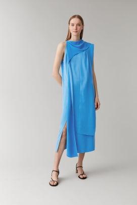 COS Draped Dress
