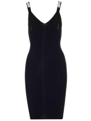 off white little black dress