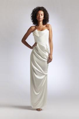 Vivienne-Westwood-bridal-2021-wedding-dress-Look_06_DelicateDrapeDressSleveless