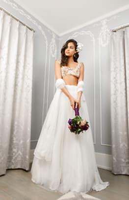 kynah-bridal-2021-floral-top-ballgown-skirt-wedding-dress