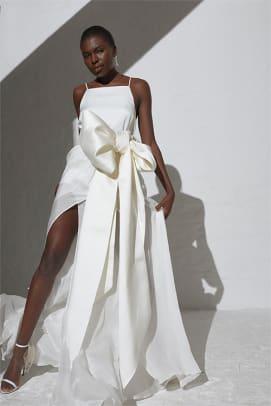 kaviar-gauche-fall-2021-bridal-wedding-dress-90'sTop & Cloudy Skirt_low