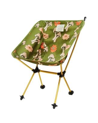 mushroom packable camp chair