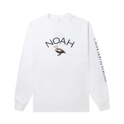 Noah x Feminist Bird Club T24FW20_white_front