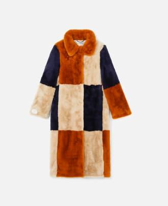 Stella McCartney KOBA® FUR FREE FUR Adalyn Coat