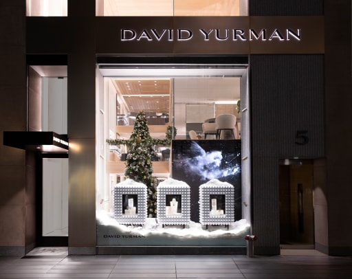 David Yurman 2020 Hol 57th Street Window 1
