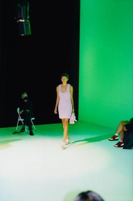 Bottega Veneta Salon 01 - Look 02