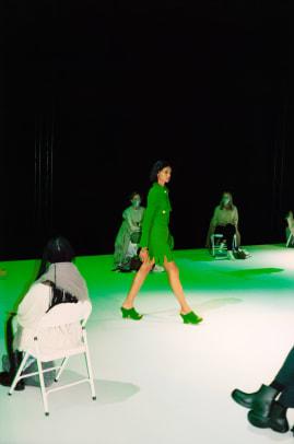 Bottega Veneta Salon 01 - Look 01