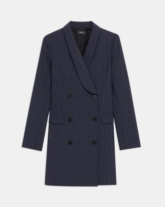 theory blazer dress