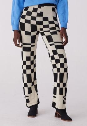 paloma wool checkered pants