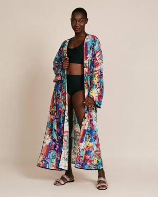 11 honore plus size kimono