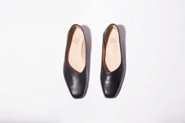 black flats ethically made