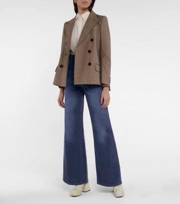 Chloé High-rise flared jeans MyTheresa
