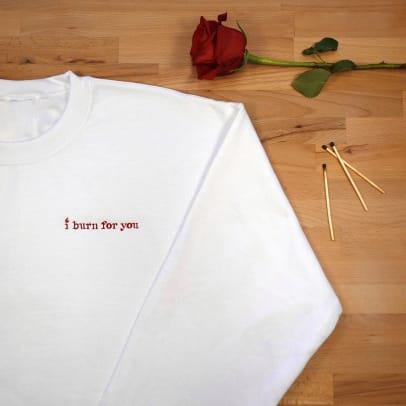 Burn for you $60