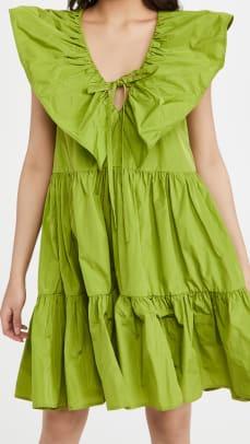 MSGM Ruffle Dress Shopbop