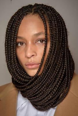 Area Fall 2020 beauty braids 1