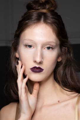 Rodarte Fall 2020 beauty vampires 2