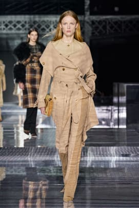 Burberry Fall 2020 Collection2