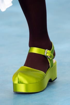 Arthur Arbesser Fall 2020 Shoes