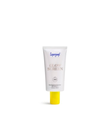 supergoop glowscreen spf 40