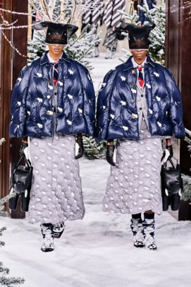 Thom Browne Fall 2020 Look 2