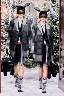 Thom Browne Fall 2020 Look 5