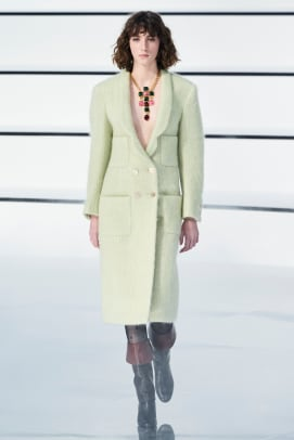 Chanel Fall 2020 Look 2