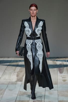 Alexander McQueen Fall 2020 Look 3