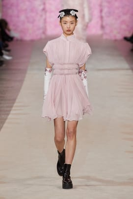 Giambattista Valli Fall 2020 Look 1