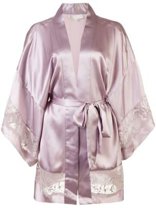 fleur du mal kimono robe