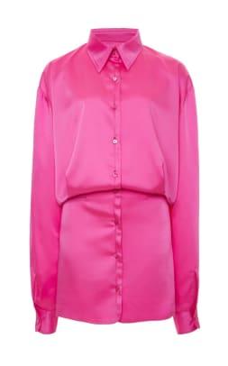 large_attico-pink-cotton-blend-satin-mini-dress