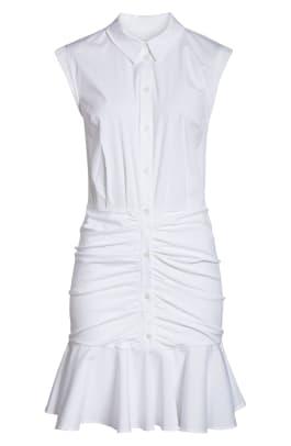 veronica-beard-white-shirtdress-nordstrom