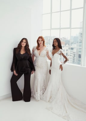 ASHLEY GRAHAM x PRONOVIAS-andrews-day-wedding-dresses