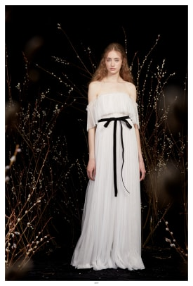 Honor NYC Bridal 2020 wedding-dress-black-belt