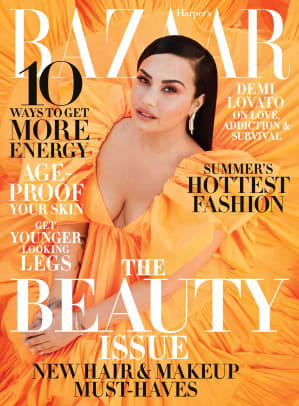 HB May 2020 Cover Demi Lovato Valentino