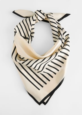 & Other stories scarf