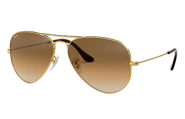 ray-ban-aviator-gradient-light-brown
