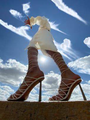 Fenty 7 20 Shoes Amina Muaddi 1