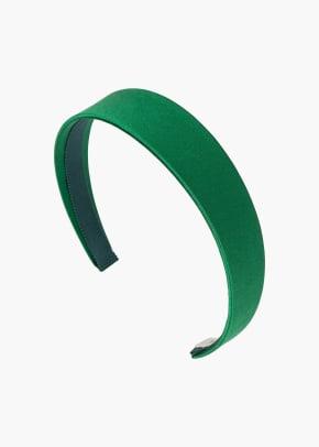 jennifer behr lydia headband emerald