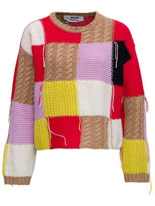 msgm knit