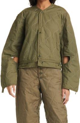 oak and acorn jacket
